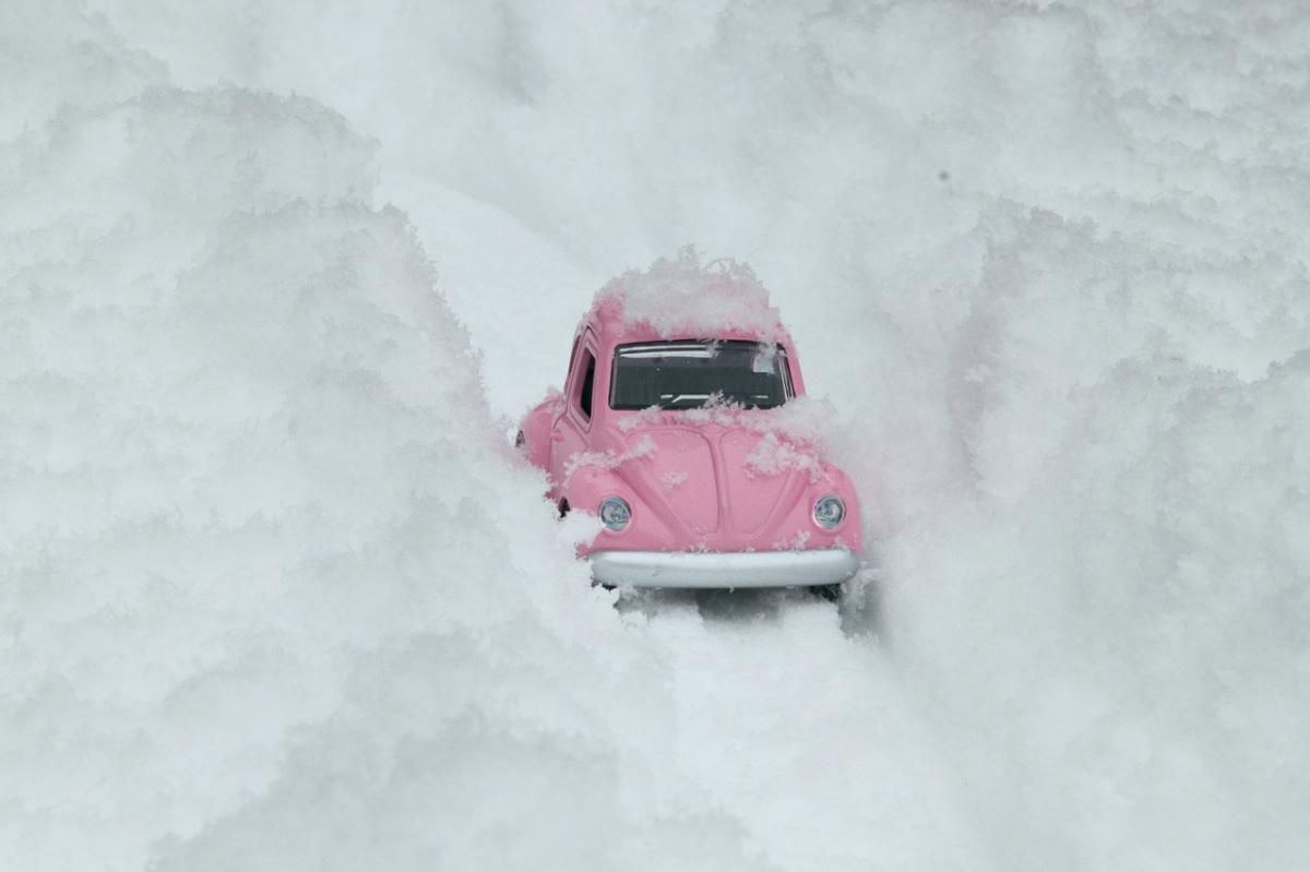 ¿Cómo preparar tu coche para la nieve? 5 consejos