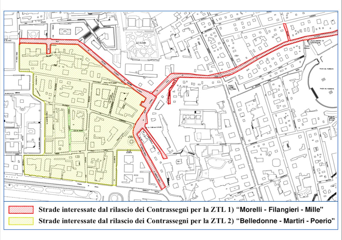 Map Belledonne – Martiri – Poerio