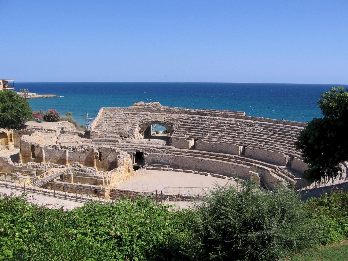 Amphithéatre de Tarragone