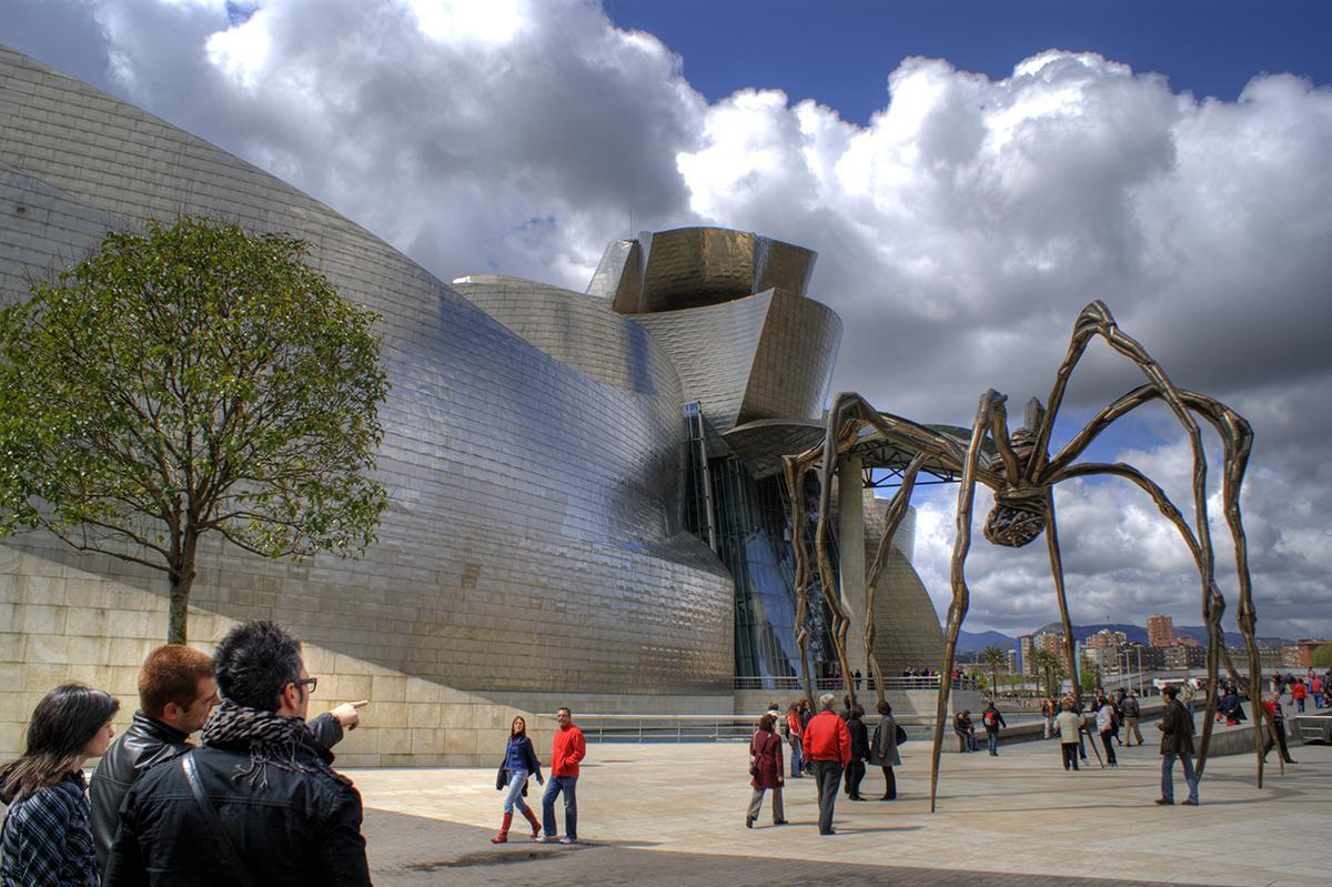 Aparcar Gratis Bilbao Guggenheim