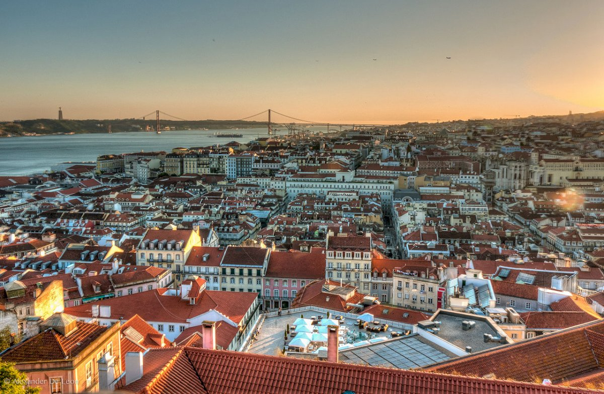 Aparcar gratis en Lisboa