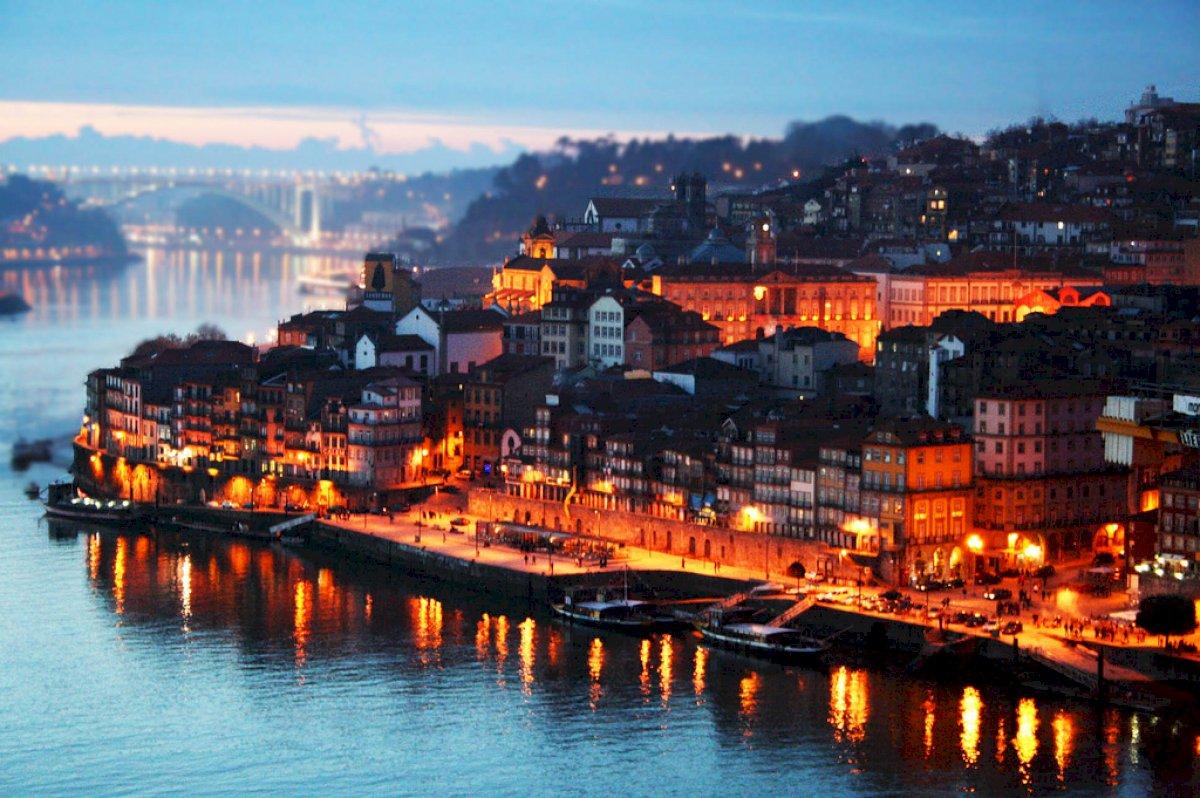 Aparcar gratis en Oporto