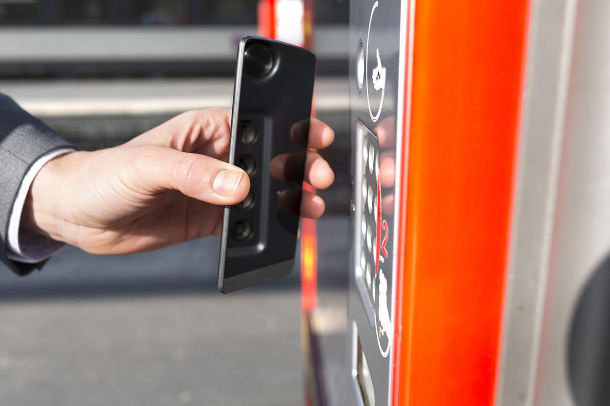 App para autonomos Parkimeter
