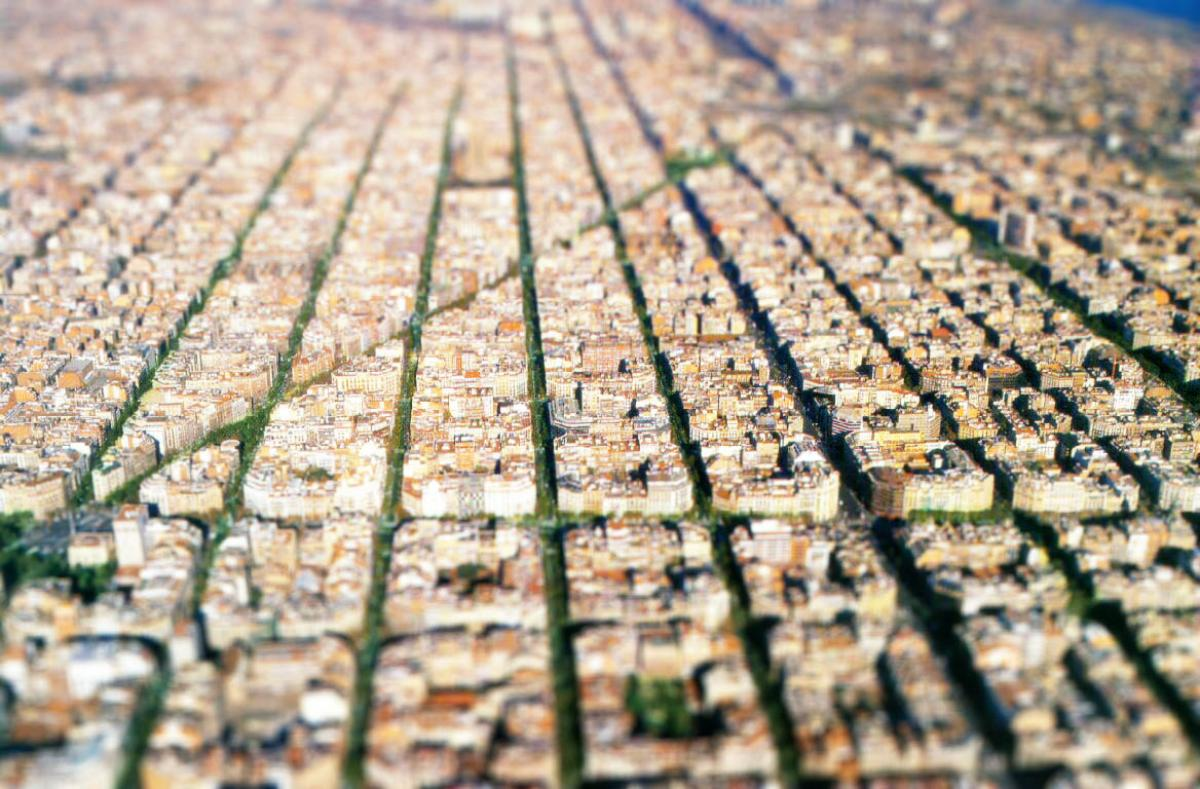 Barcelona Eixample Super Illes