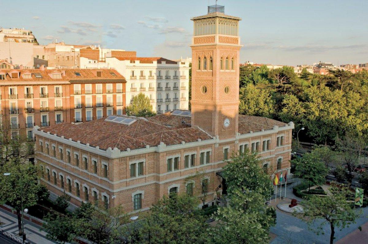 Edificio Casa Árabe - Madrid
