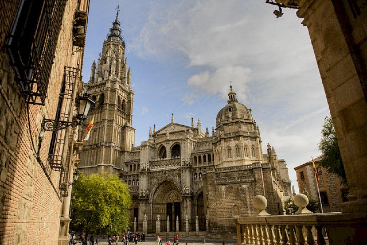 La Cathédrale Sainte-Marie de Tolède