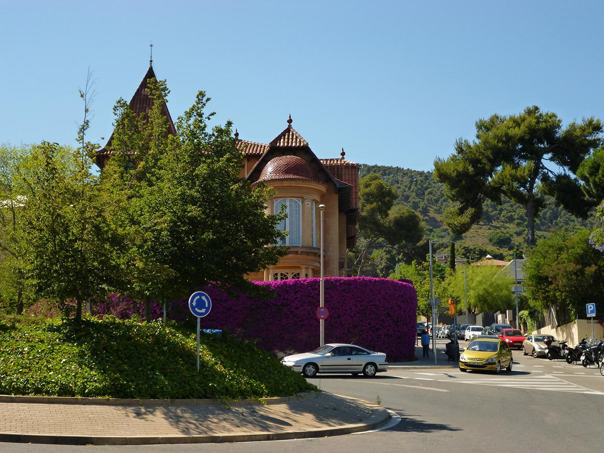 Dove parcheggiare gratis a Barcellona – strade di Pedralbes