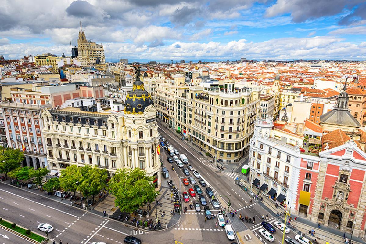 Dónde aparcar gratis en Madrid: Banco de España