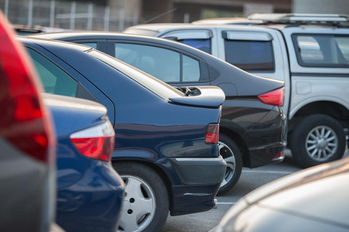 Onde estacionar grátis em Madrid: Estacionamento na rua