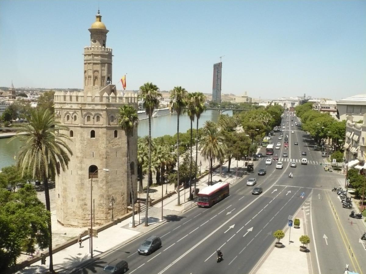 Zona Azul Sevilla Mapa.Donde Aparcar En Sevilla Gratis Y Sin Problemas
