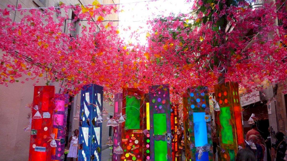 """Faire la fête à """"La Festa Major de Gràcia"""" à Barcelone"""