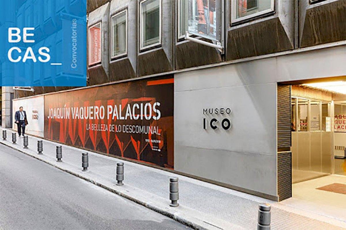 Entrada Museo ICO, Madrid