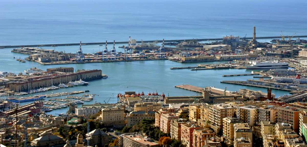 Genoa's ZTL: timetables, maps and permits(updated 2020)