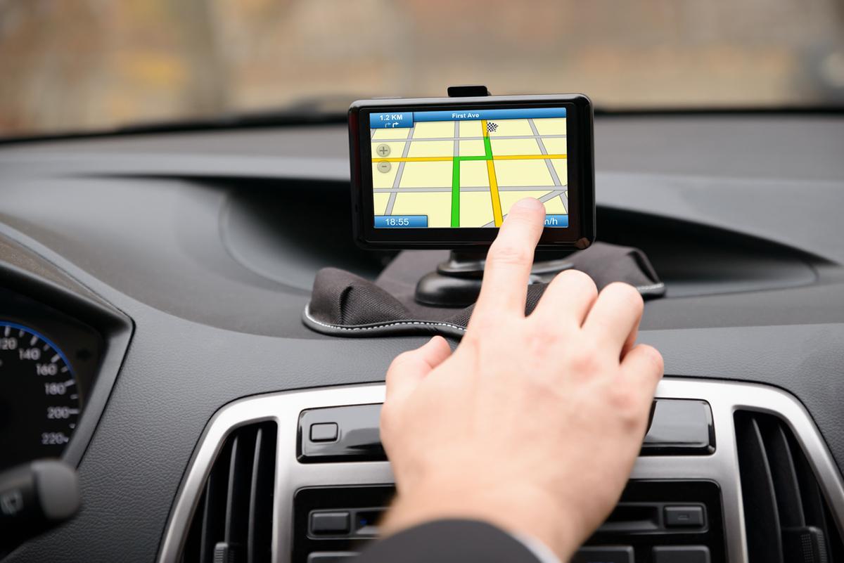 Gestion de flotas GPS