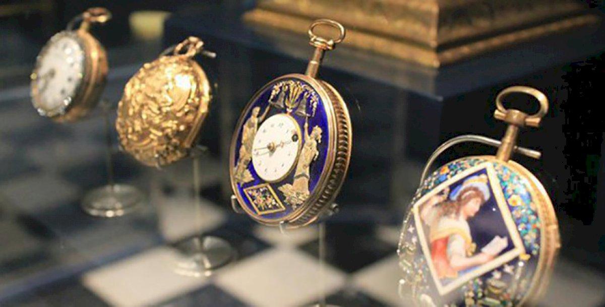 Objetos expuestos en el Museo Nacional de Artes Decorativas, Madrid