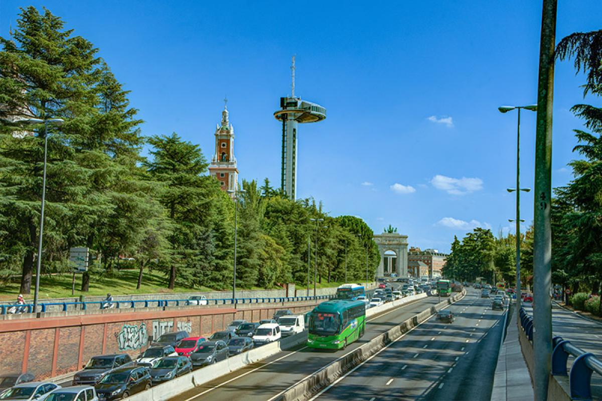 Park and Ride Madrid: moverse por la ciudad