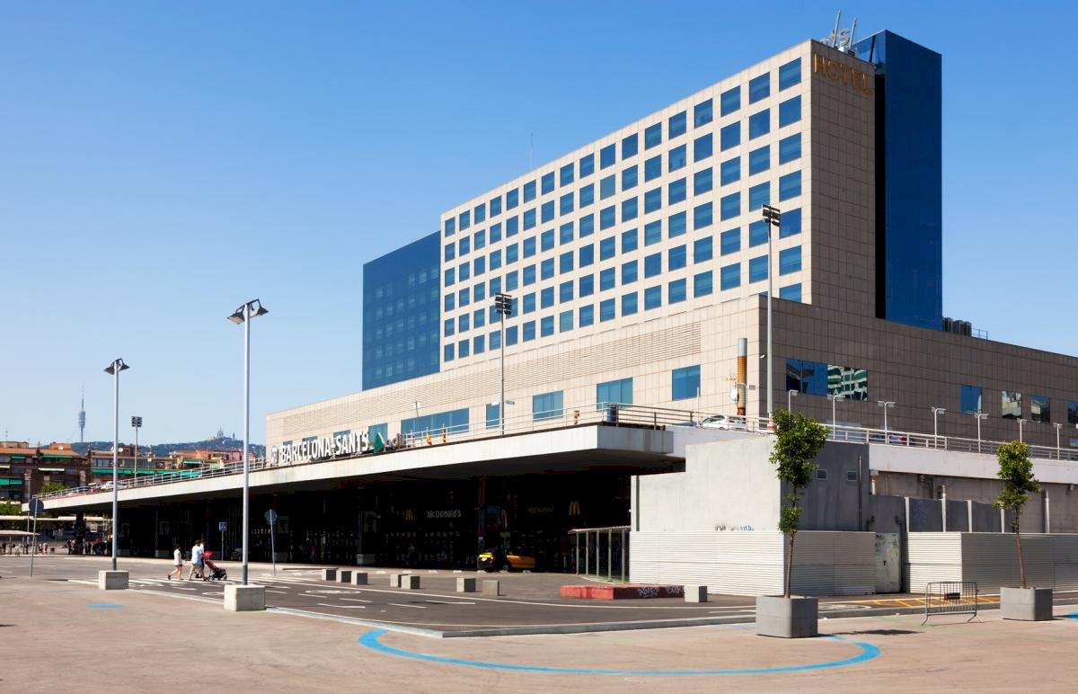 Conseils pour se garer à la gare de Sants à Barcelone