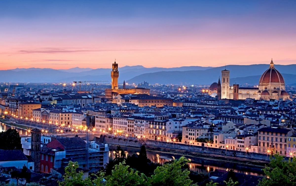 Parking gratuit à Florence