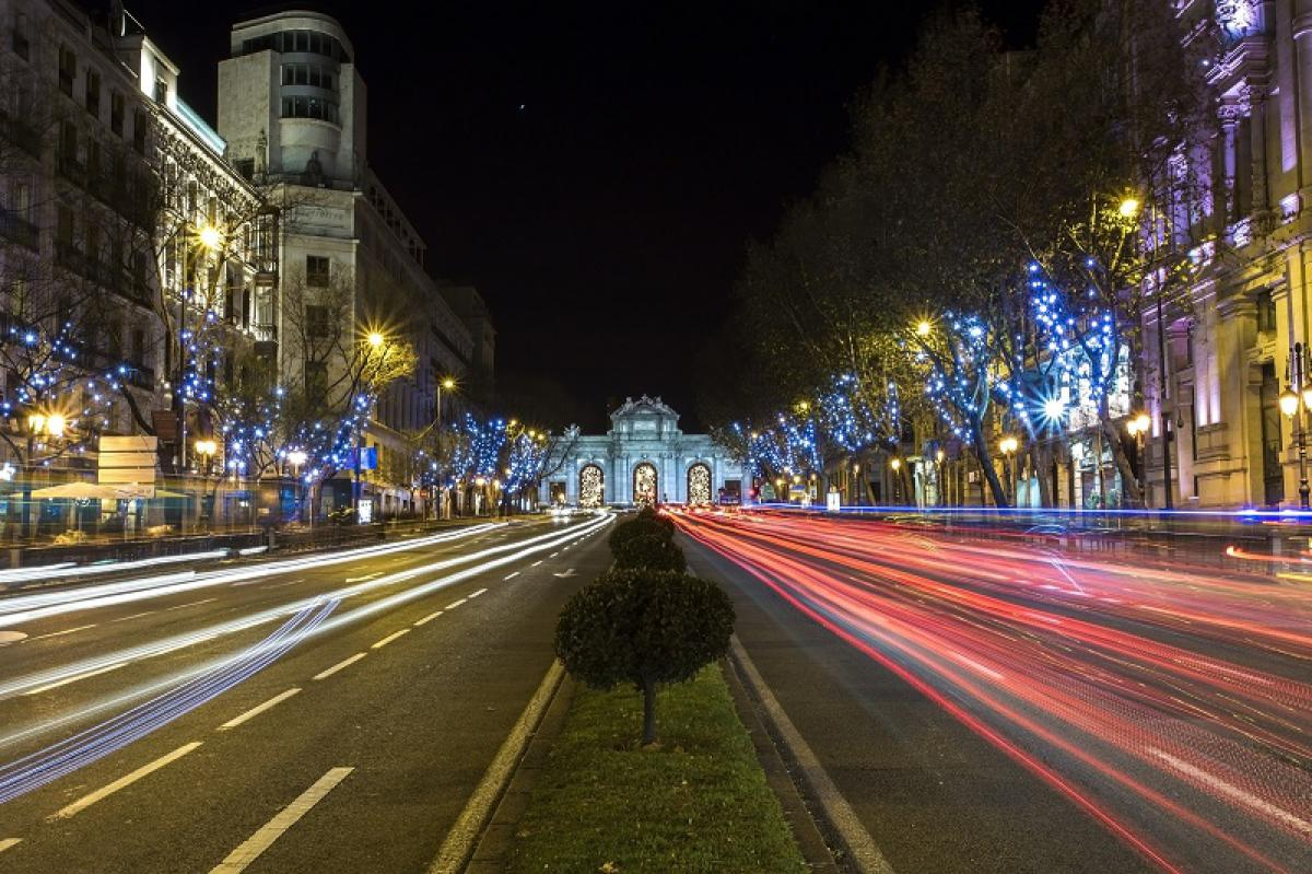 Plans to visit Madrid at Christmas with no parking issues