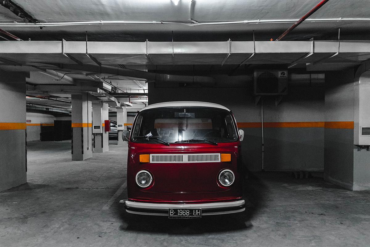 parking voiture en espagne