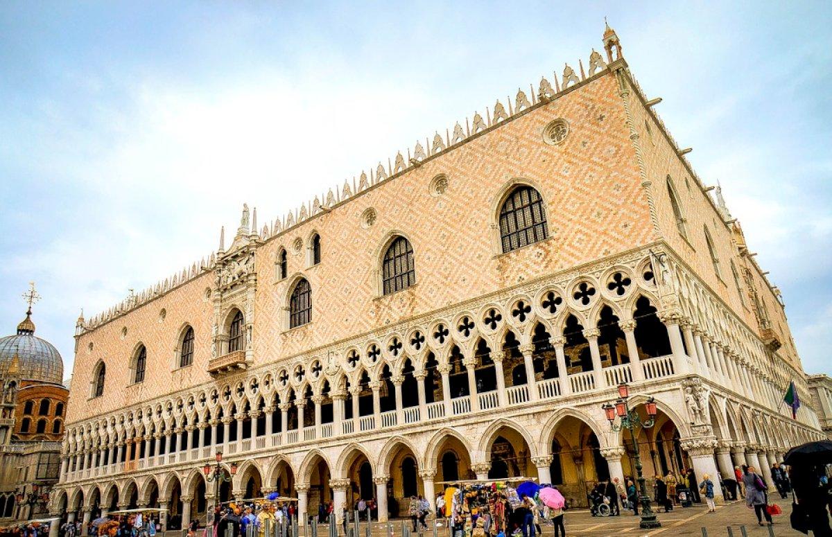 La place Saint-Marc à Venise