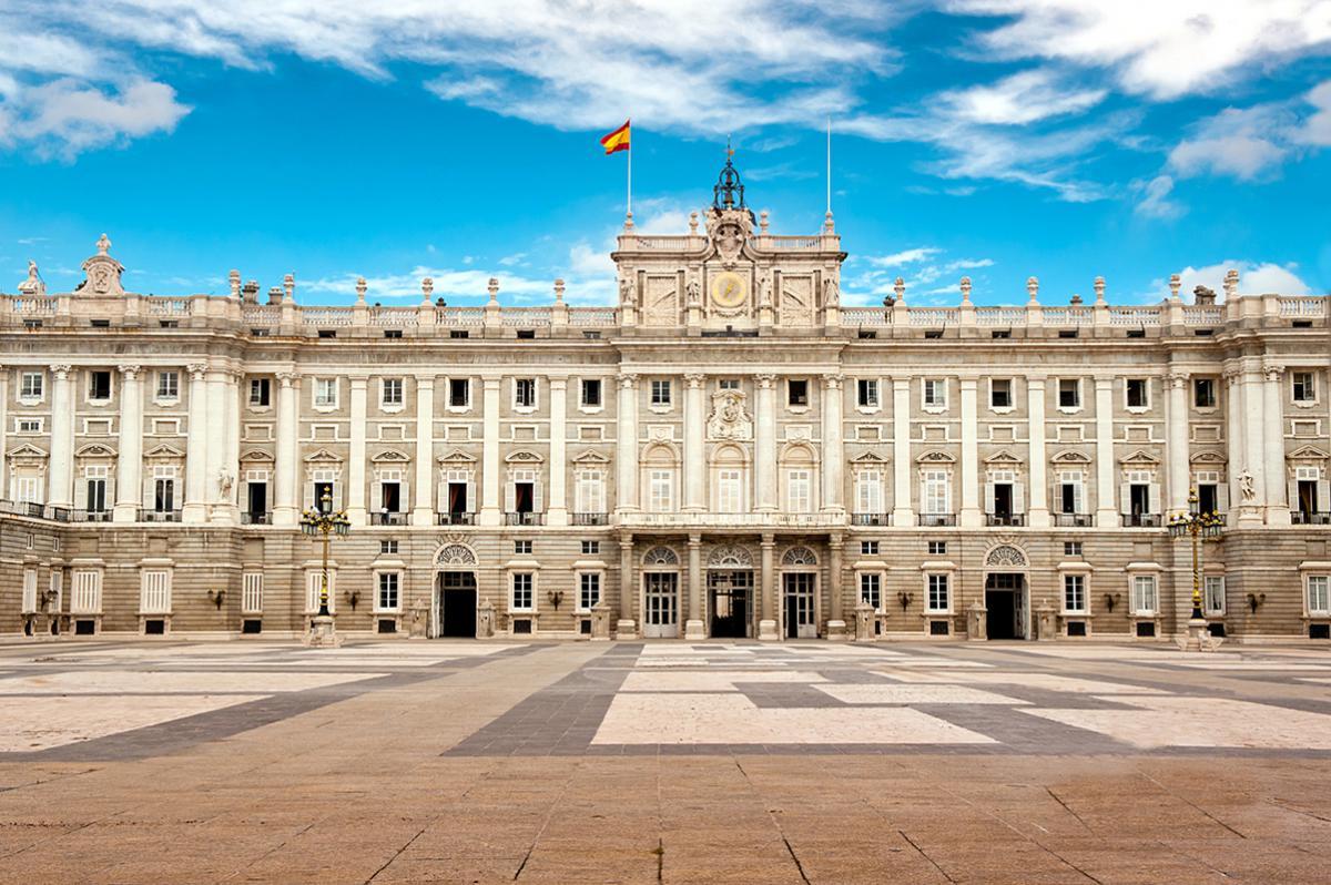 Cosa visitare Madrid Palazzo Reale