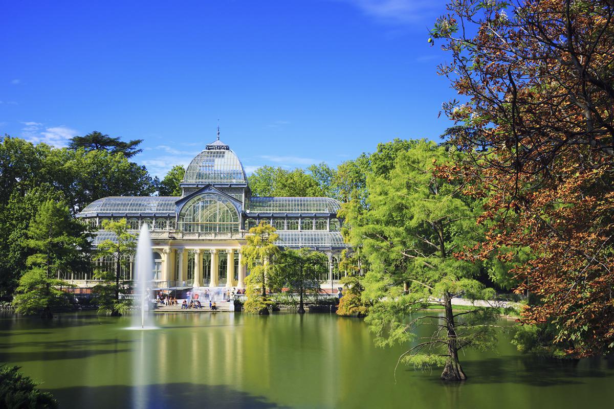 Cosa visitare Madrid Parco del Retiro