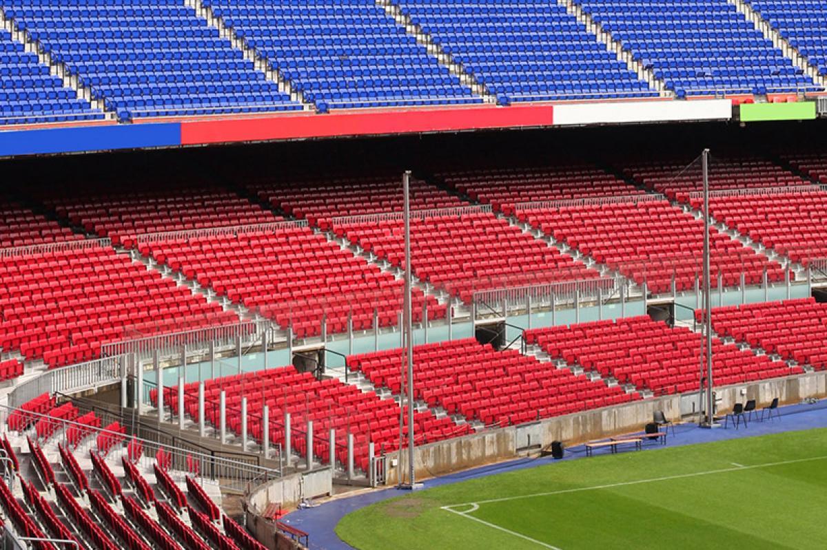 Places du Camp Nou