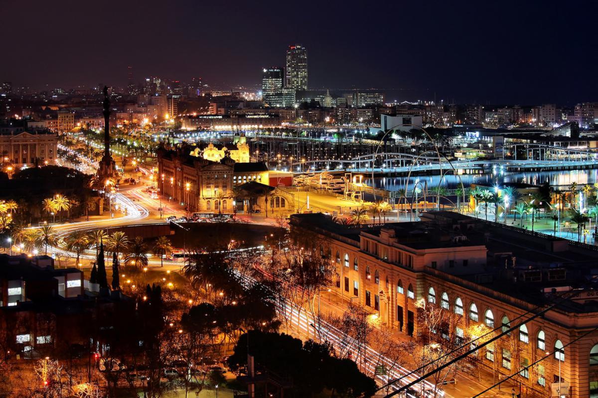 Zonas de fiesta en Barcelona