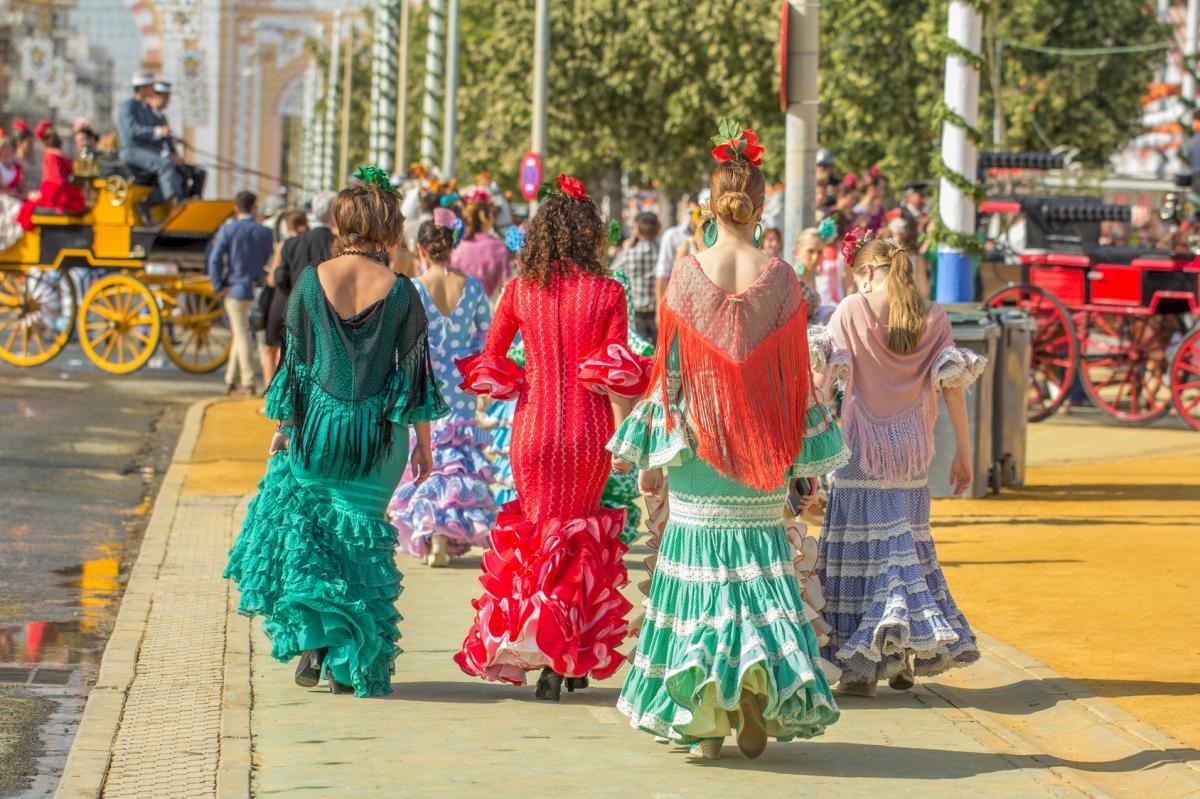 Conseils pour visiter Séville en voiture durant la Feria d'Avril
