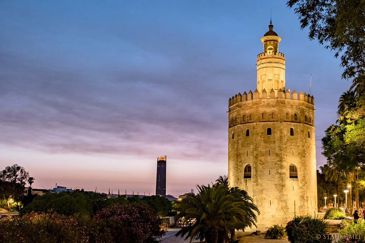 Torre del Oro - Seviila