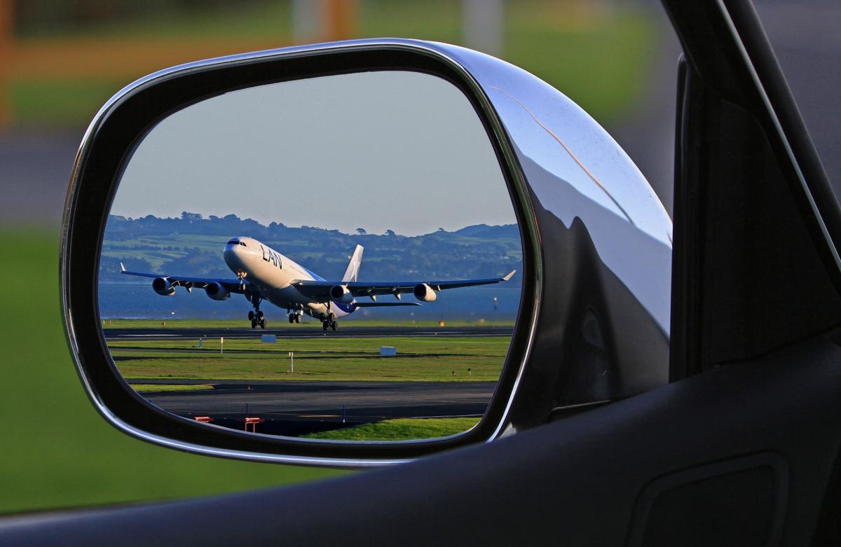 Diferentes opciones y tipos de aparcamientos en los aeropuertos