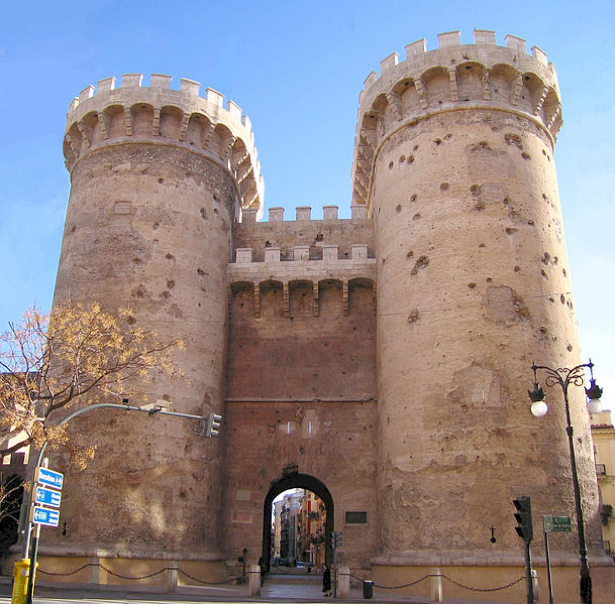 Tours de Quart à Valence
