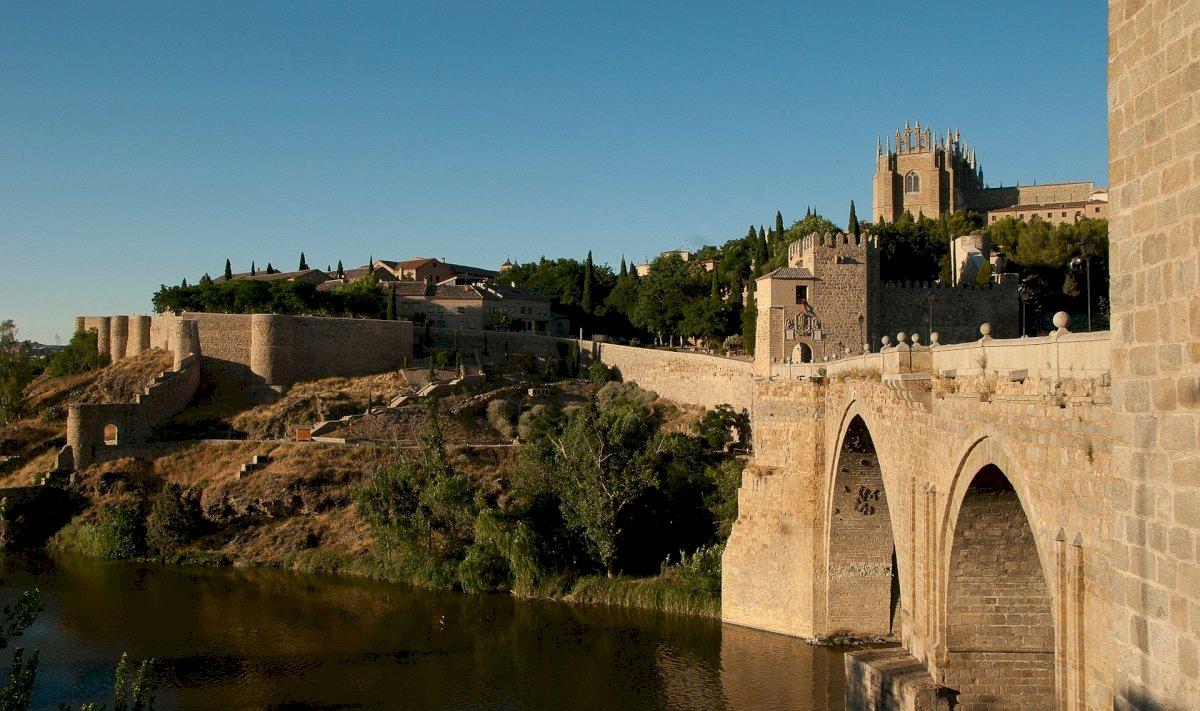 Découvrez la ville de Tolède
