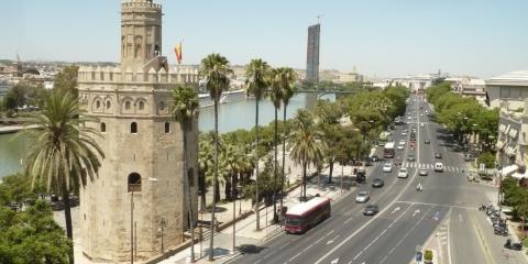 Dove parcheggiare a Siviglia gratis e senza inconvenienti