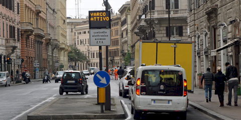La ZTL di Firenze (2020)