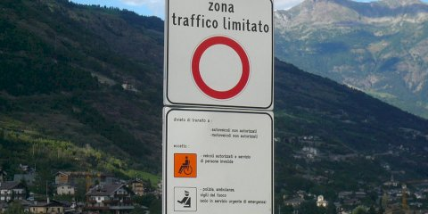ZTL Milan's Limited Traffic Zone: B area, area C, timetables and map (updated 2020)