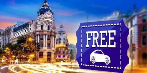 Se garer gratuitement à Madrid : Où laisser sa voiture ?