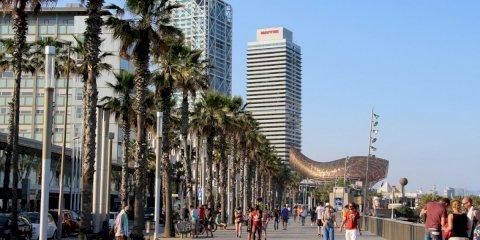 Une journée à la Barceloneta