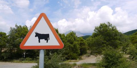 Partir en voiture en Espagne, les différences du code de la route.