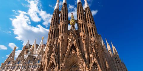 Goditi la Sagrada Familia e una passeggiata nei suoi dintorni