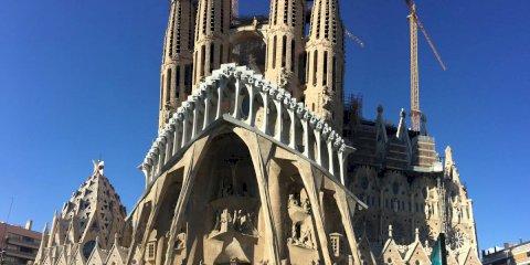 Chaque année la Sagrada Familia reçoit plus de 3 millions de visiteurs.