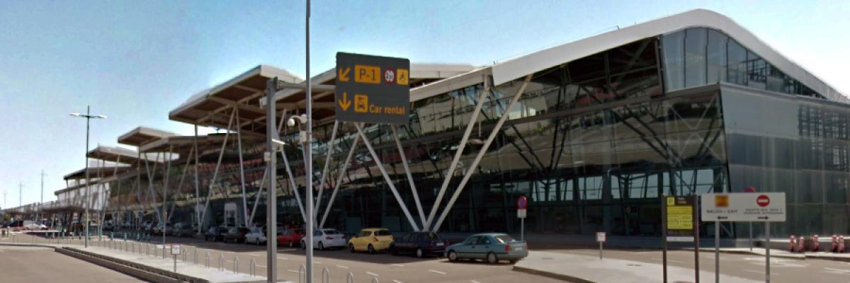 Аэропорт Сарагоса (ZAZ)