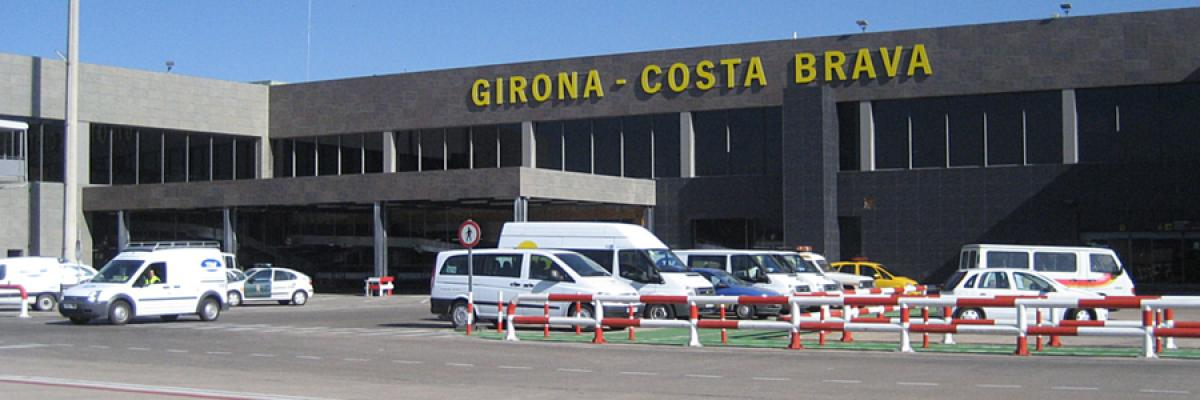 Aeroporto di Girona-Costa Brava (GRO)
