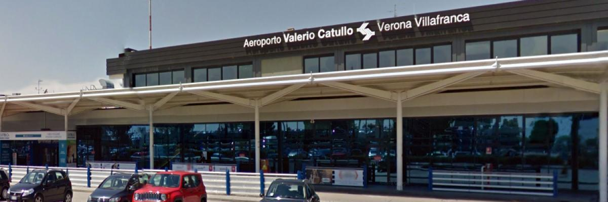 Aeroport de Verona-Villafranca (VRN)