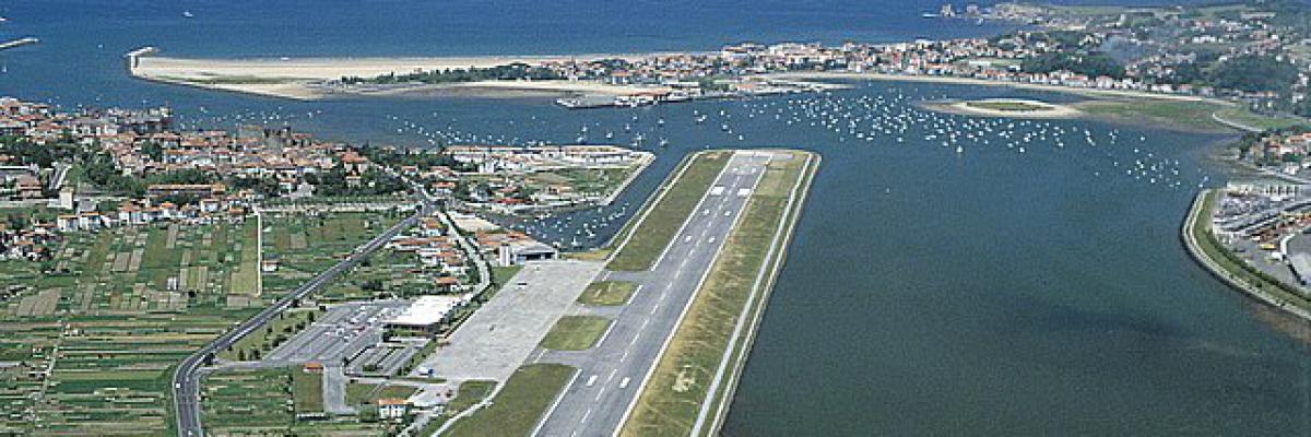 Aeroporto de San Sebastián (EAS)