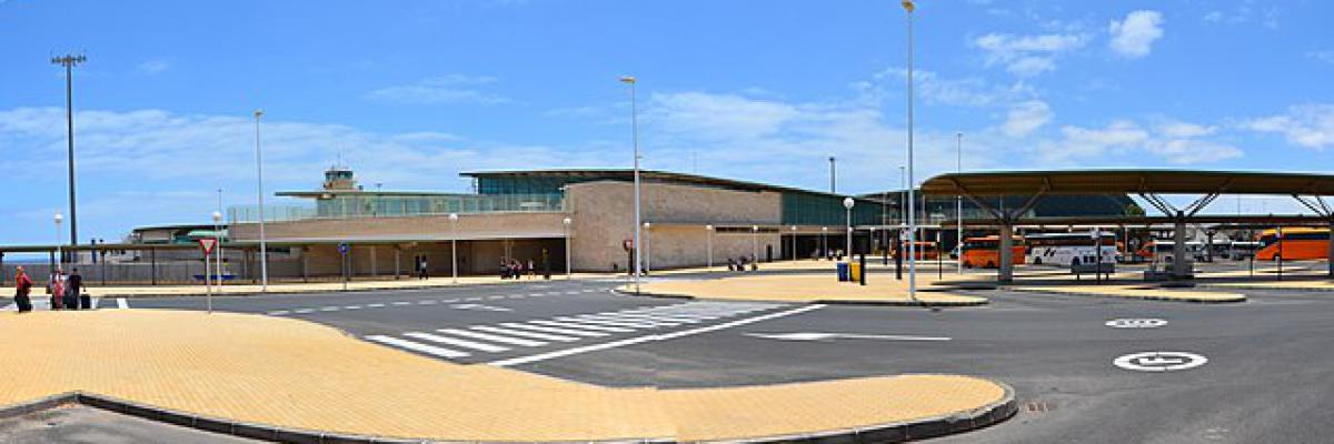 Аэропорт Фуэртевентура (FUE)