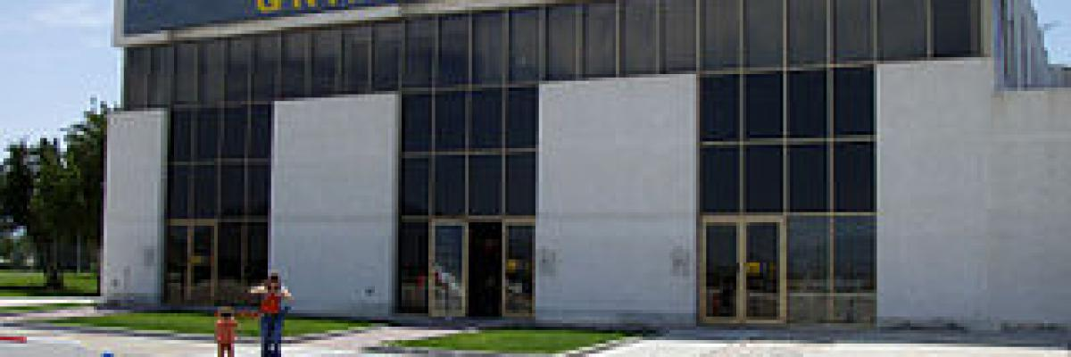 Аэропорт Гранады (GRX)