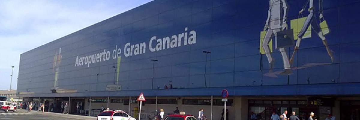 Aéroport de Gran Canaria (LPA)