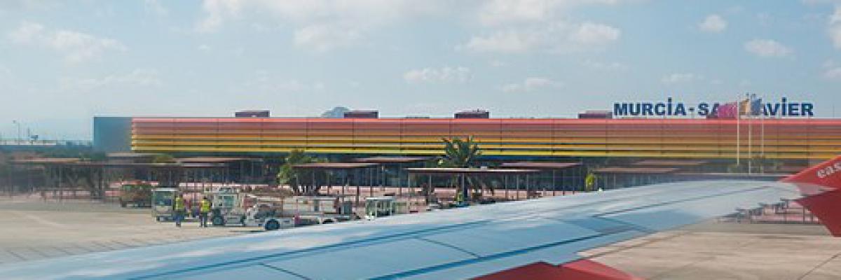 Murcia–San Javier Airport (MJV)